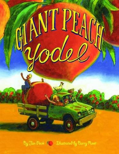 9781589809802: Giant Peach Yodel