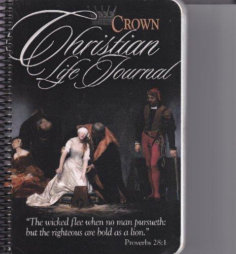 9781589814950: Crown Christian Life Journal