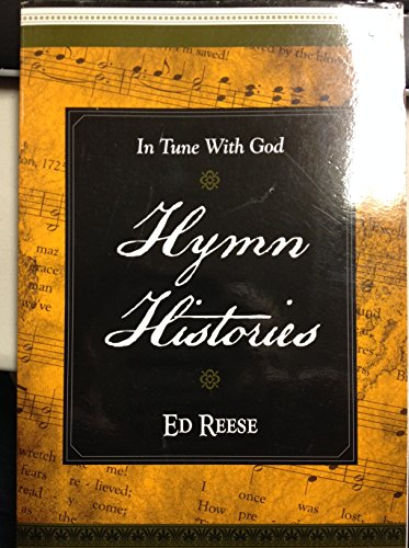 9781589816251: In Tune with God : Hymn Histories