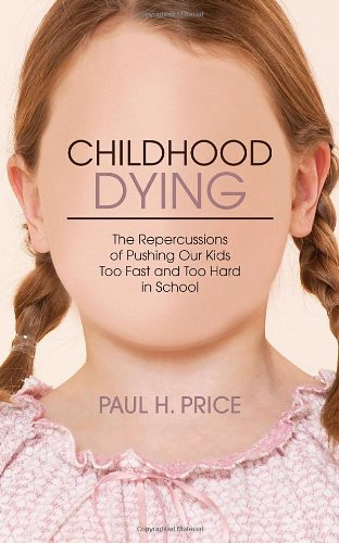 9781589824669: Childhood Dying