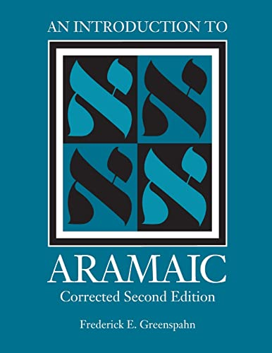 9781589830592: An Introduction to Aramaic, Second Edition (Resources for Biblical Study)
