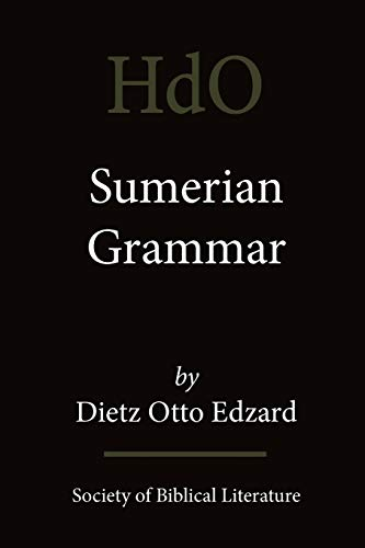 9781589832527: Sumerian Grammar (Handbook of Oriental Studies)