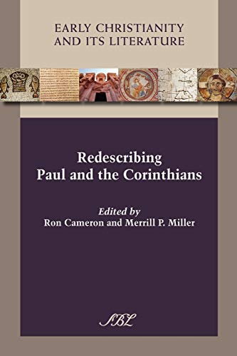 Redescribing Paul and the Corinthians: Ron Cameron