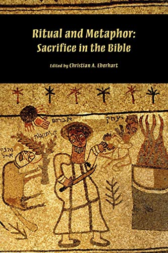 9781589836013: Ritual and Metaphor: Sacrifice in the Bible (Resources for Biblical Study)