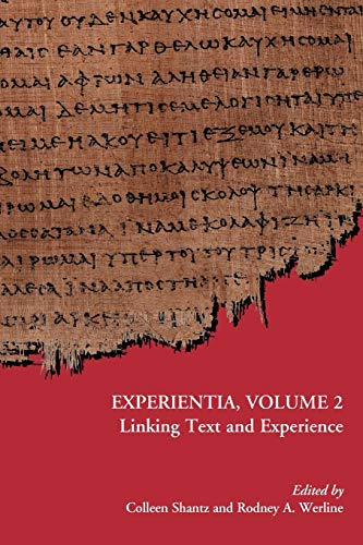 9781589836693: Experientia, Volume 2: Linking Text and Experience (Early Judaism and Its Literature)
