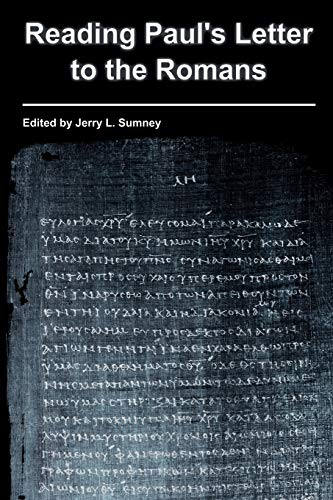 9781589837171: Reading Paul's Letter to the Romans (Sbl - Resources for Biblical Study (Paper))