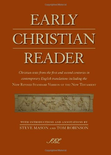 9781589839236: Early Christian Reader