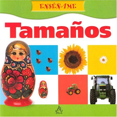 9781589863286: Tamaños (Ensename) (Ensename Board Books) (Spanish Edition)