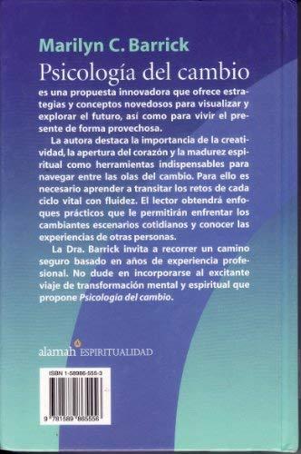 9781589865556: Psicologia DEL Cambio: Poderosas Lecciones Espirituales Para La Transformacion Personal