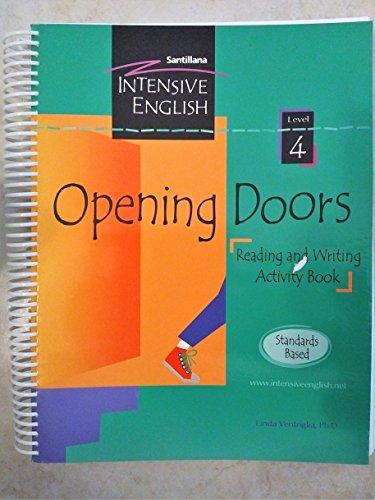 Opening Doors - Reading and Writing Activity: Linda Ventriglia