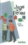 Jugo de Pecas = Freckle Juice (Spanish: Blume, Judy