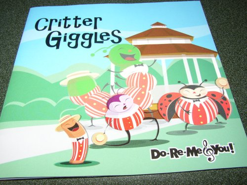 9781589870369: Critter Giggles (audio CD)