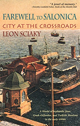 9781589880023: Farewell to Salonica: City at the Crossroads