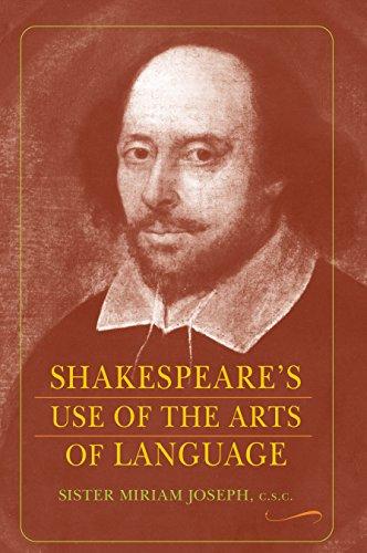 Shakespeare's Use of the Arts of Language: Joseph, Miriam