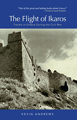9781589880641: The Flight of Ikaros: Travels in Greece During the Civil War