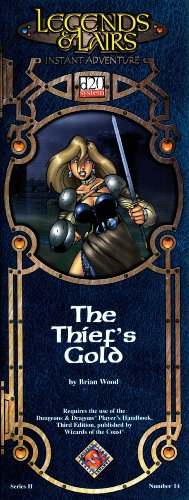 The Thief's Gold (Legends and Liars, Series