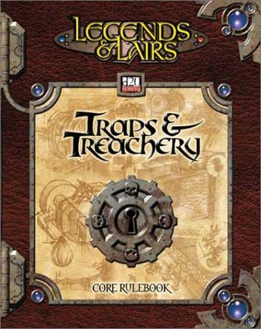 Traps & Treachery: A Sourcebook Of Deadly: Benage, Greg