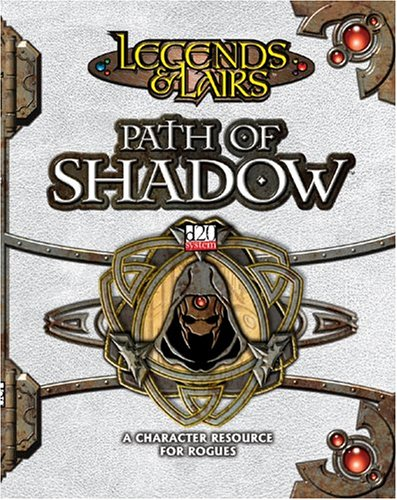 Legends and Lairs: Path of Shadow (Legends & Lairs)
