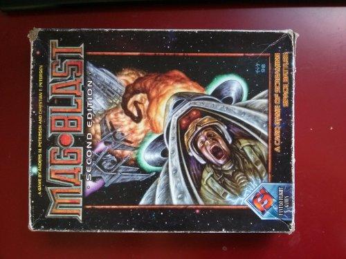 Mag Blast Second Edition