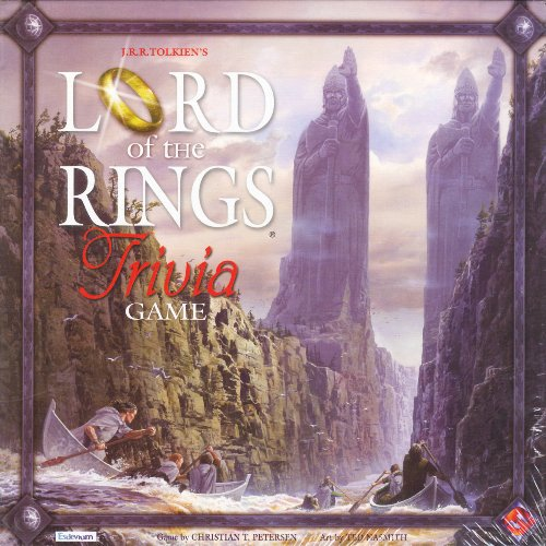 9781589941021: Lord of the Rings Trivia Game