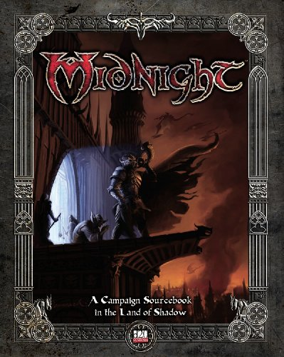 9781589941144: Midnight: Epic Fantasy in an Age of Shadow [d20 system]