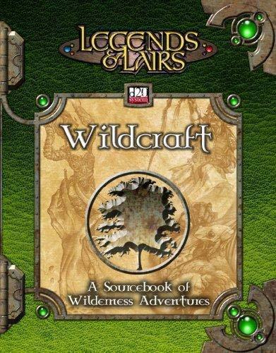 Legends & Lairs: Wildscape: Various