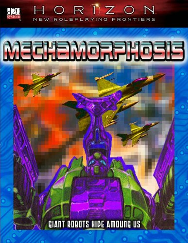 9781589941847: Horizon: Mechamorphosis
