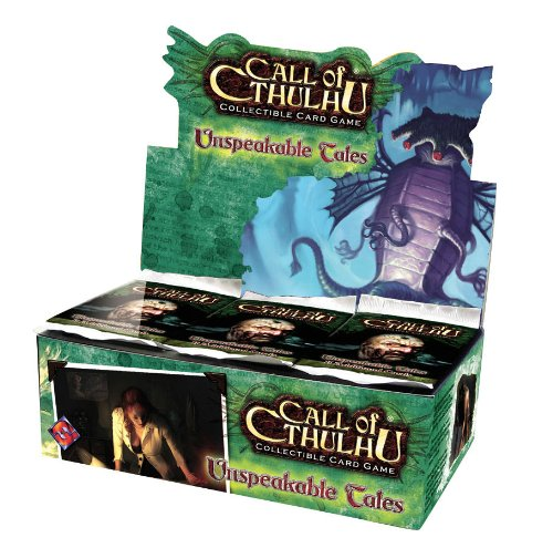 9781589942059: Call of Cthulhu: Unspeakable Tales Booster Pack