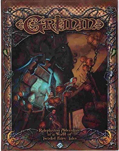 9781589942158: Grimm: the Roleplaying Game