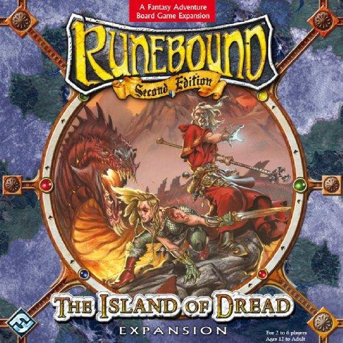 9781589942318: Runebound: Island of Dread Expansion
