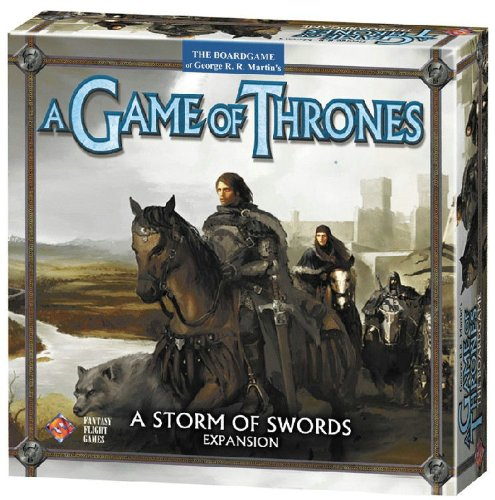 9781589942752: A Game of Thrones Board Game: A Storm of Swords Expansion