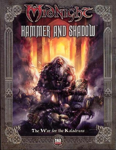 Hammer and Shadow (Dungeons & Dragons d20 3.5 Fantasy Roleplaying, Midnight Setting) (1589942779) by Fantasy Flight Games