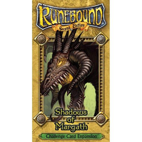 9781589943162: Runebound: Shadows of Margath Challenge Card Expansion
