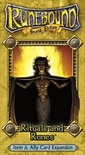 9781589943452: Runebound 2nd Edition Adventure Packs III: Rituals and Runes (Runebound Adventure Packs III)