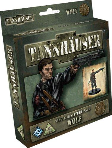 9781589943841: Tannhauser: Wolf Single Miniature Pack