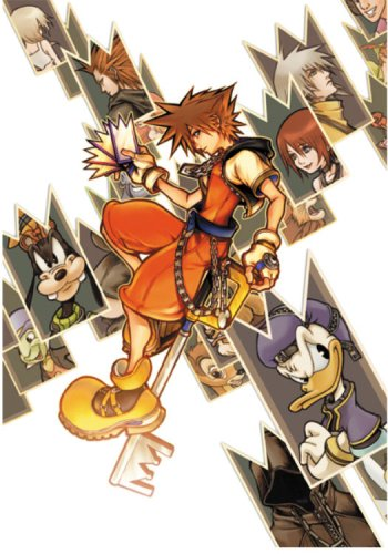 9781589943971: Kingdom Hearts Trading Card Game Starter Deck