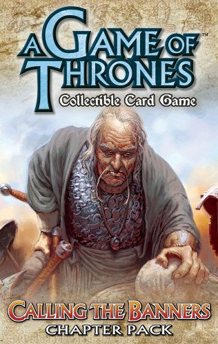 9781589944312: A Game of Thrones LCG: Calling The Banners Chapter Pack