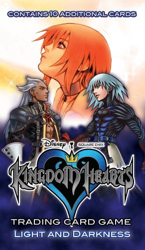 Kingdom Hearts Trading Card Game Light and Darkness Blister Pack (1589944437) by Fantasy Flight Games
