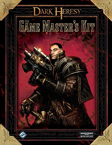 9781589944558: The Dark Heresy, The Game Master's Kit