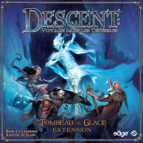 9781589944596: The Tomb of Ice Board Game: Expansion (Descent : Journeys in the Dark)