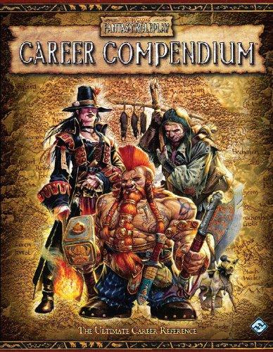 9781589944800: Warhammer Fantasy Roleplay: Career Compendium