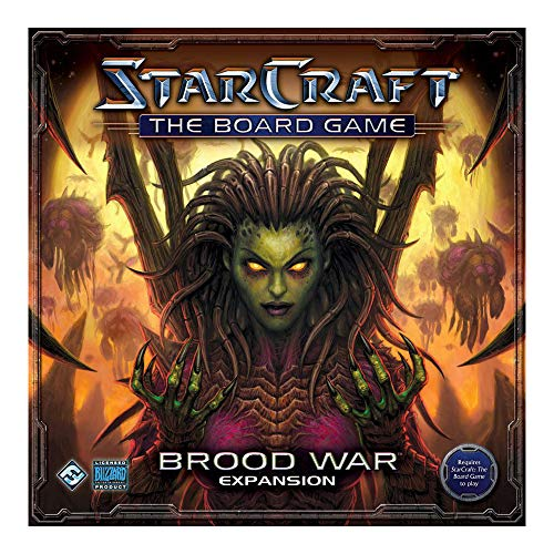 9781589945036: StarCraft: Brood War Board Game: expansion