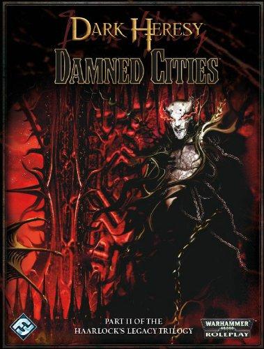 9781589945517: Dark Heresy: Damned Cities