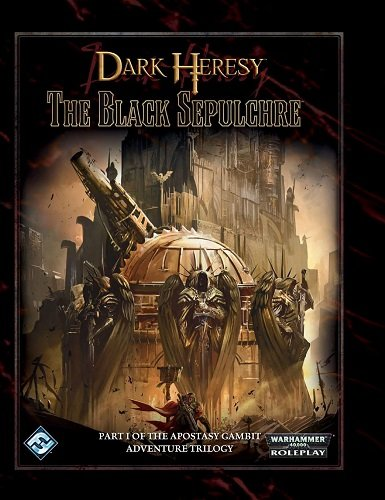 Dark Heresy: The Black Sepulchre: fantasy-flight-games