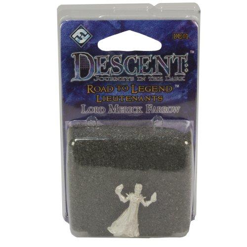 9781589946019: Descent Road to Legend Lord Merick Farrow Miniature