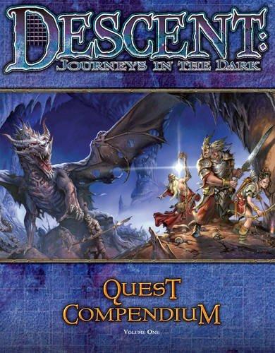 9781589946118: Descent: Designer Series Quest Compendium Volume 1