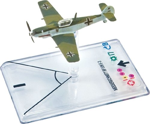 9781589946163: Messerschmitt BF 109 E-3 (Balthasar): Wings of War WWII Miniatures: WWII Airplane Pack Series I