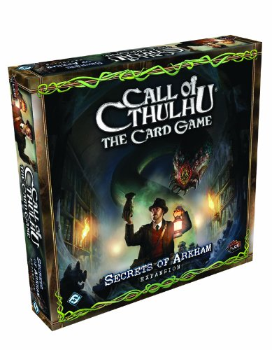 9781589946606: Call of Cthulhu: the Card Game: Secrets of Arkham Expansion