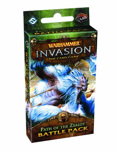 9781589946705: Path of the Zealot: Battle Pack (Warhammer Invasion; the Corruption Cycle)