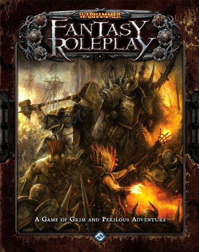 Warhammer Fantasy Roleplay Core Set: Fantasy Flight Games